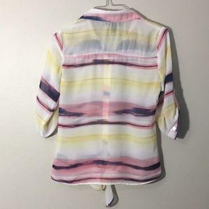 BCX Tops - BCX 3/4 Sleeve Top Size XS